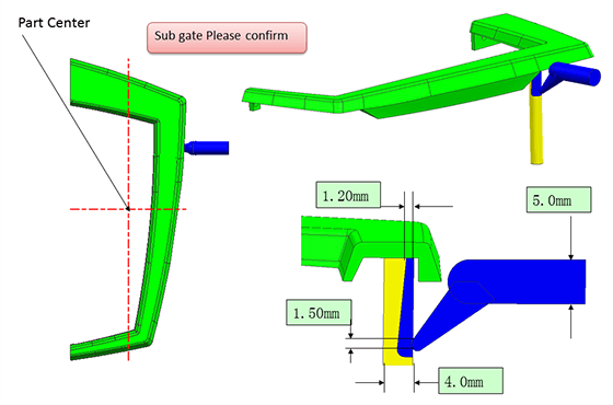 Design for Manufacturability for Injection Molding - Plastopia